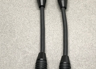 Stereo Receiver Preamp RCA Jumper Cables