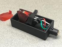 AR XA Headshell and Ortofon 2M Red Cartridge