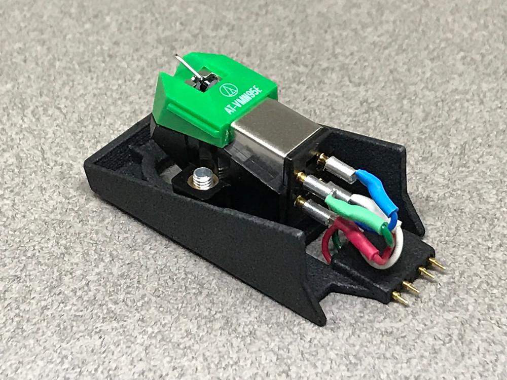 TK-14 cartridge holder plus AT-VM-95E cartridge