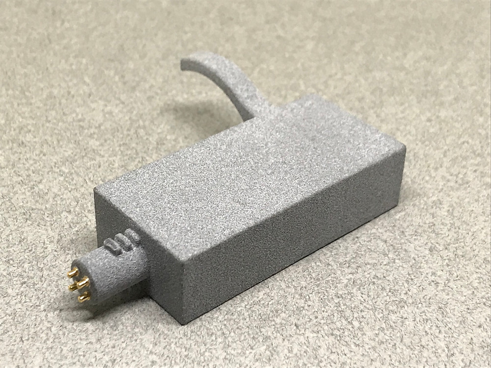 AR XA Turntable Headshell - Gray