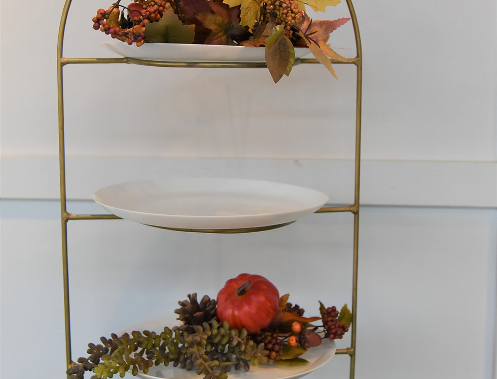 Multi-Tiered Serving Trays