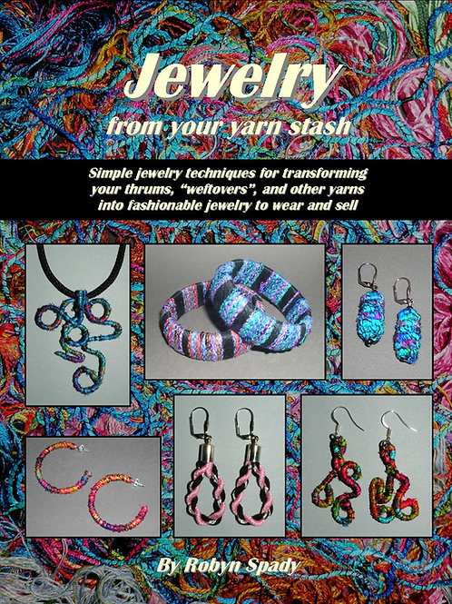 Jewelry Making From Your Yarn Stash