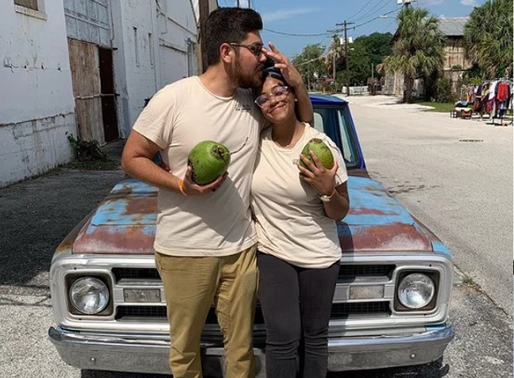 From selling coconuts on the beach to building Tampa's coolest creative agency