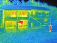 Thermographie par drône