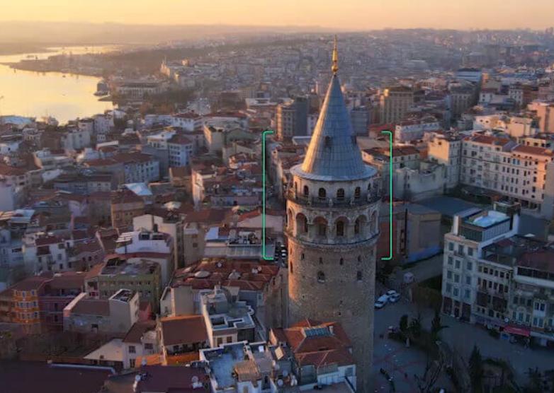 tourisme drone