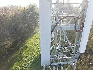 Inspection de structures par drône