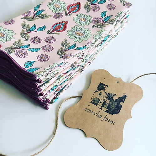 FIELD OF SPROUTS~TABLE NAPKINS