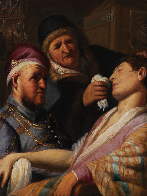 THE USE OF PERFUME AS MEDICINE IN RENAISSANCE ITALY
