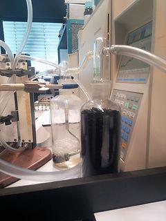 Gas chromatography at UVA