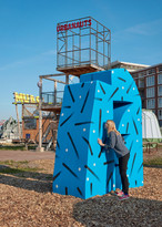 WE ARE OUT OF OFFICE: GARDEN SCULPTURES