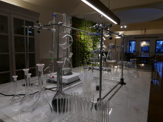 Smell Lab for Claus Porto Store