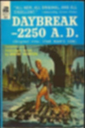 Book cover for Daybreak 2250 A.D. by Andre Norton.  (Star Man's Son)