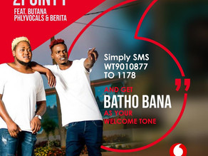Greet Your Callers With The Hit Banger #BathoBana