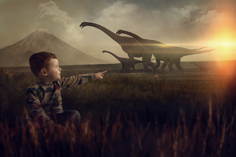 Jurassic Park Cosplay Photography in Hugglescote, Leicestershire