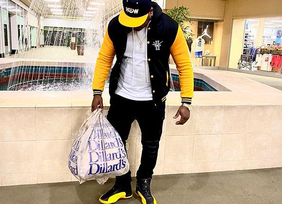 Hustlelooyah Varsity Jacket