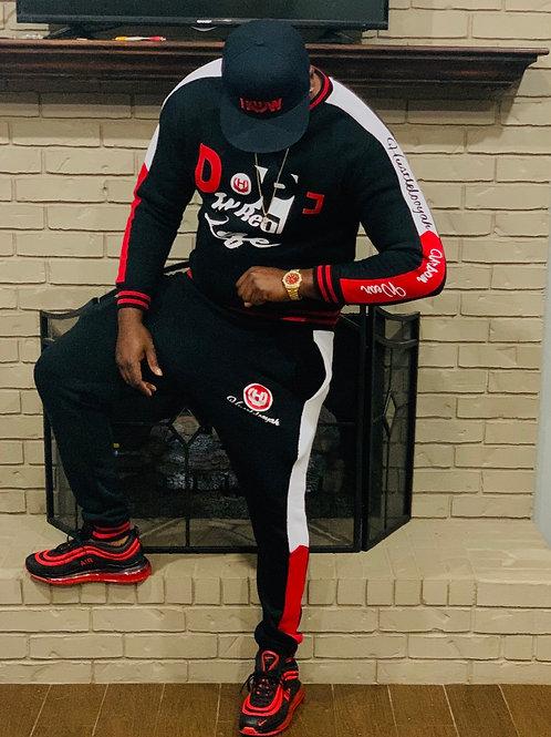 Hustlelooyah Sweatsuit (Dope in Real Life Edition)