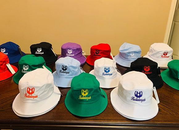 Hustlelooyah Bucket Hats
