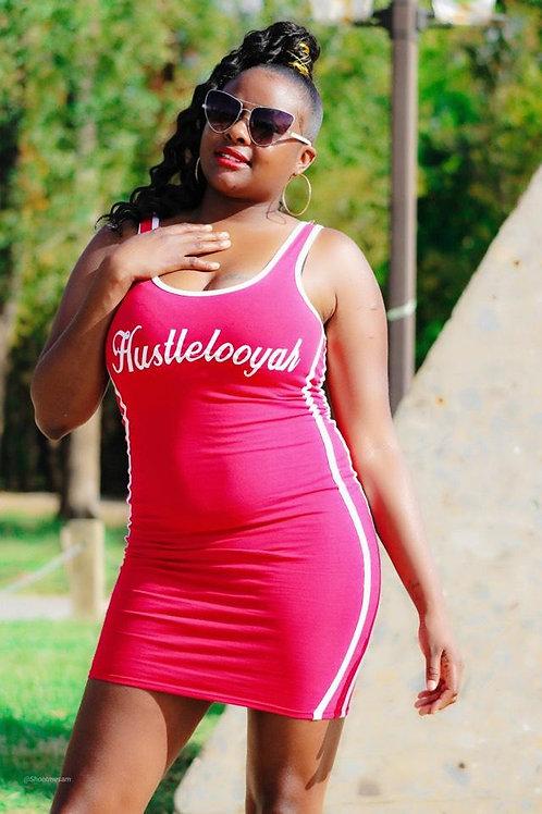 Hustlelooyah Women's Dress