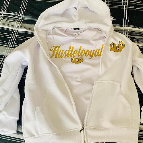 Hustlelooyah Men's Hoodie