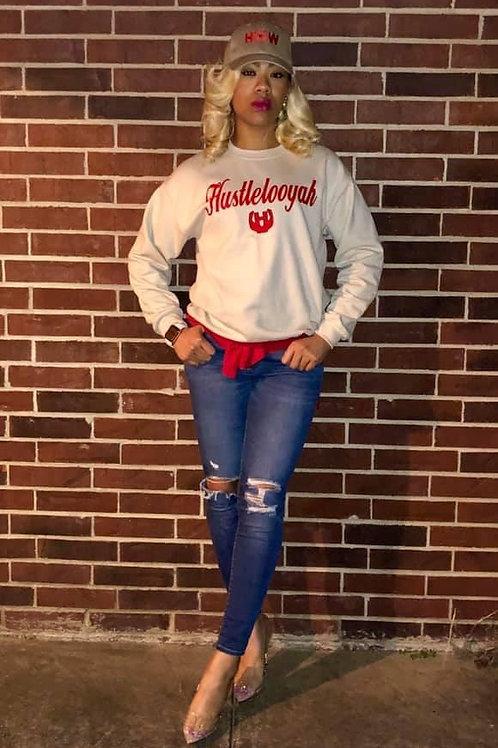 Hustlelooyah Women's Sweatshirt