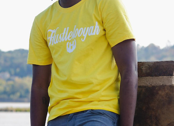 Hustlelooyah Youth Crew Neck Tee