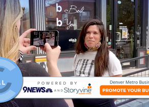 We Partnered with 9 News to Help Local Denver Businesses