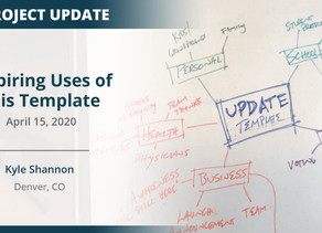 Inspiring Examples of How People are Using the Update Template