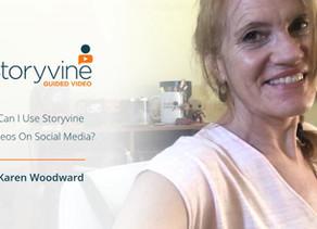 """Can I use Storyvine Videos on Social Media?"""