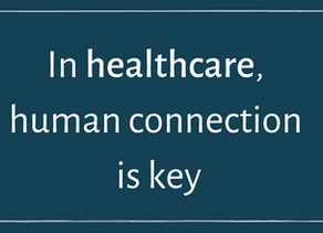In Healthcare, Human Connection is Key -> Here's How Video Can Help Connect
