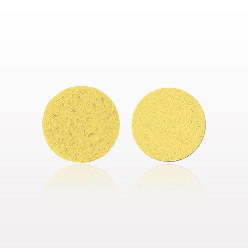 Reusable Facial Cleansing Sponges (Pair)