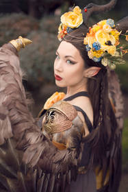 Cosplay and Fantasy Portrait