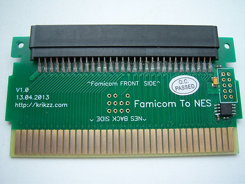 Acc : Famicom to NES Converter