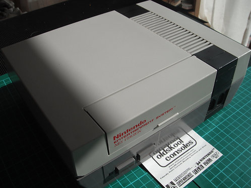 Console : RGB - NES Frontloader NTSC
