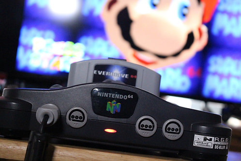 Service : TW RGB with De-blur - N64