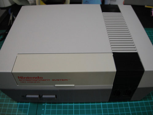 Console : RGB - NES Frontloader PAL