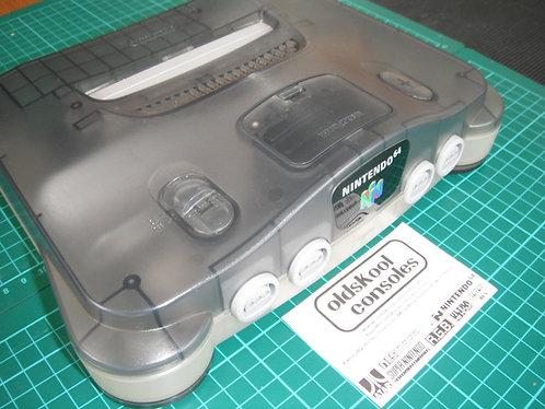 Console : TW RGB - N64 - NTSC with De-Blur /Jusco