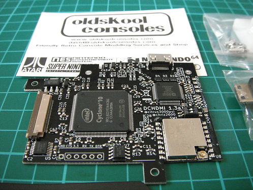 Kit : DC Digital