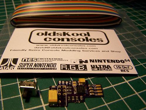 N64 7374 RGB Mod Kit WITH SCART