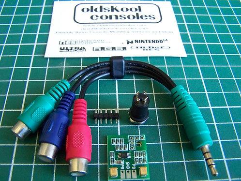 Kit : Add-on - NESRGB Component Out