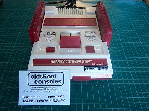 Console : RGB - NES Famicom
