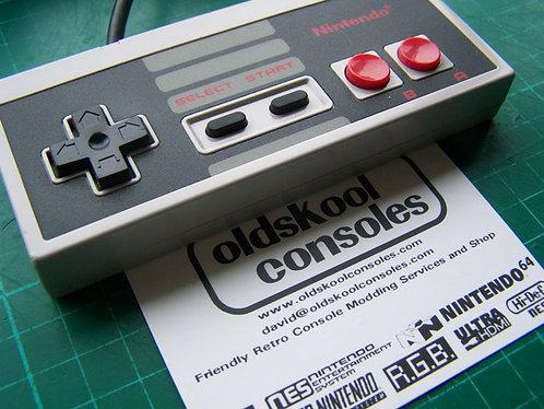 Acc : Official Nintendo NES Controller