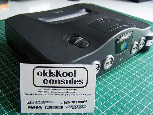 Console : TW RGB - N64 - PAL with De-blur