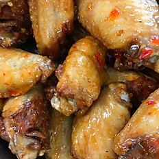 Sweet Chili Chicken Wings