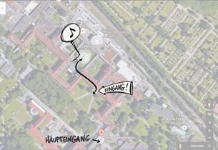 Wegbeschreibung Heilig-Geist-Kirche