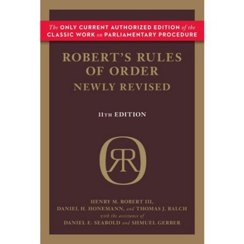 Robert's Rules Made Simple: The Easy and Effective Way to Master Robert's Rules
