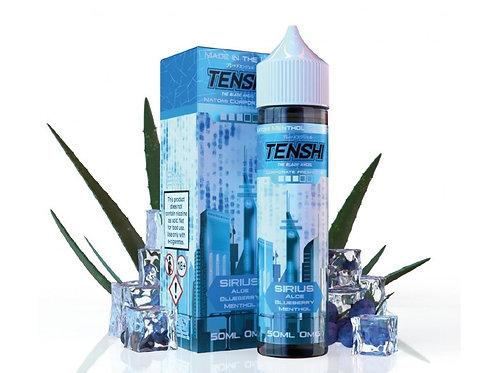 Tenshi Natomi Menthol | SIRUS - ALOE BLUEBERRY MENTHOL | 50ml Shortfill | 0mg
