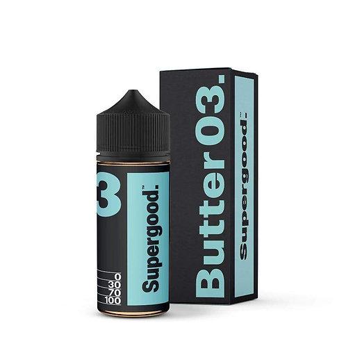 Supergood Butter 03 50ml Shortfill
