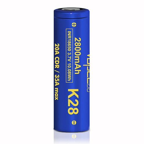 Vapcell K28 18650 Battery