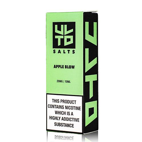 ULTD Salts - Apple Blow 10ml