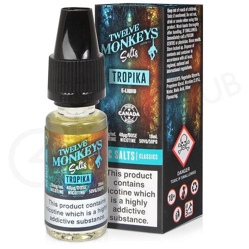 Twelve Monkeys Nic Salts Tropika - 20mg